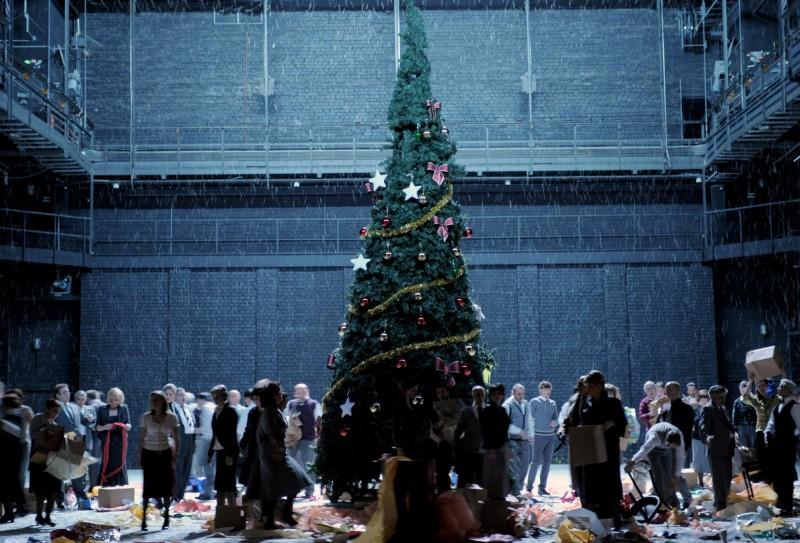 點亮冷冬燭光 波希米亞人耶誕登台