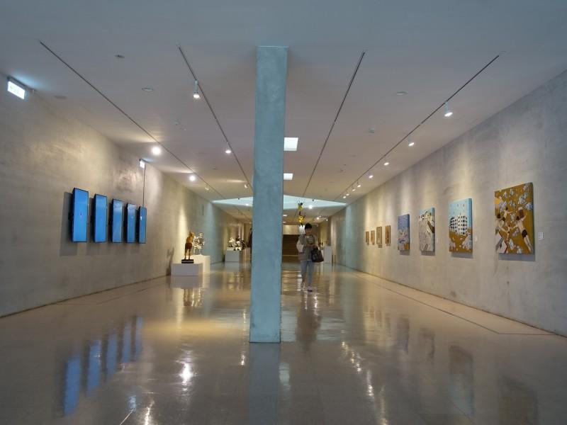 朱銘美術館25日起年度歲修 大年初一開館