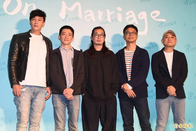 何潤東執導《你的婚姻不是你的婚姻》 爆5年婚姻現況