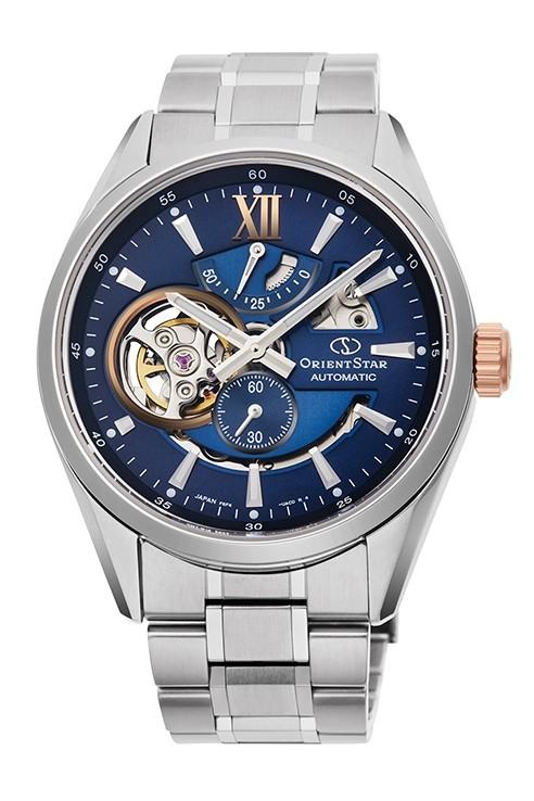 日本東方錶創業70週年 鏤空漸層錶「開芯」超限量