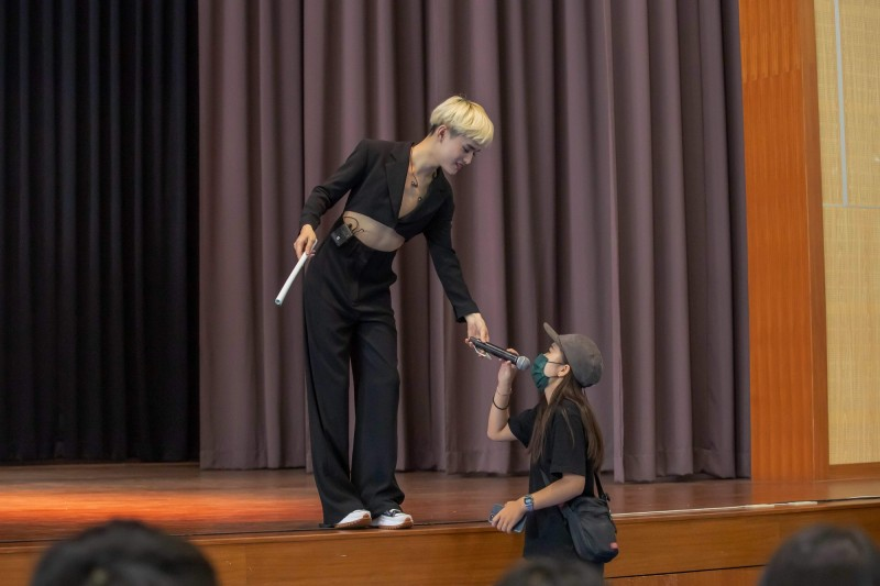 鍾明軒痛訴遭老師霸凌 忍不住開腔說話了