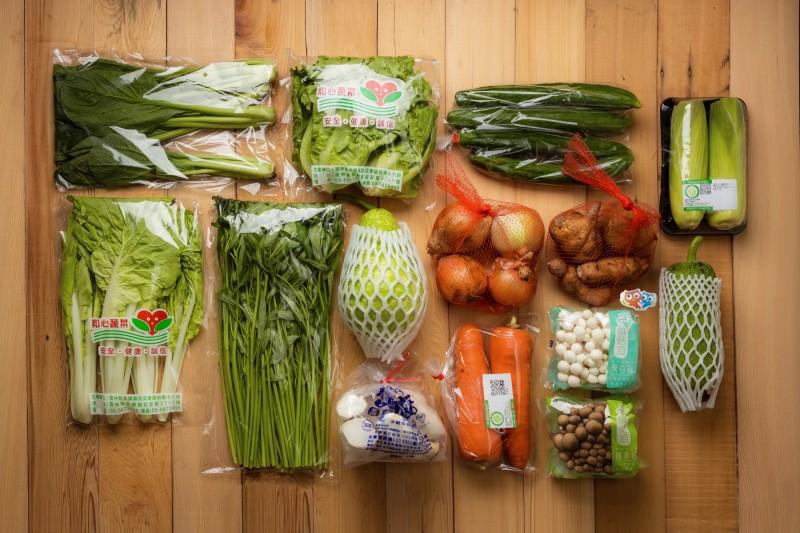 居家自煮夯蔬菜箱熱銷逾10倍 農友分享蔬菜箱食用保存撇步