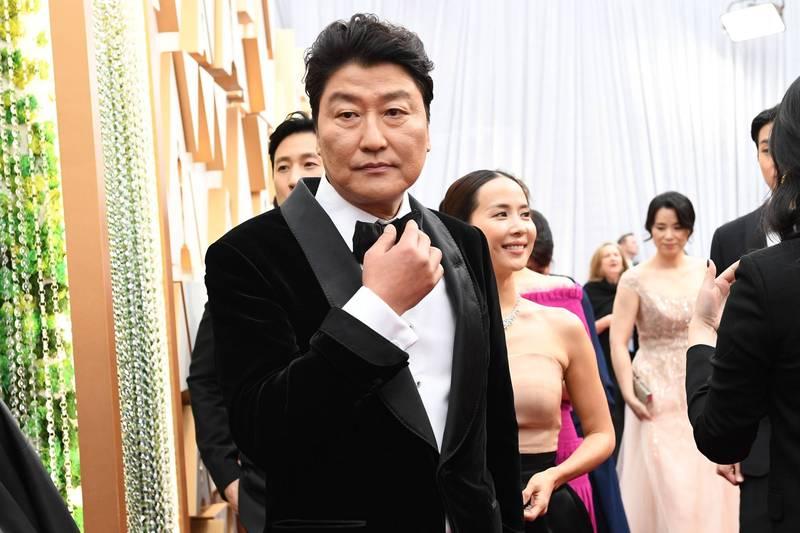 韓國男星第一人 宋康昊出任坎城影展評審