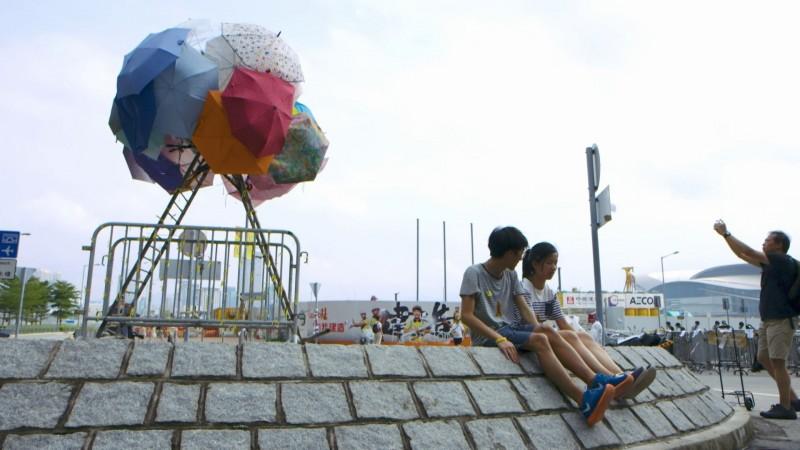 穿越荊棘的風景 台灣國際人權影展為香港發聲