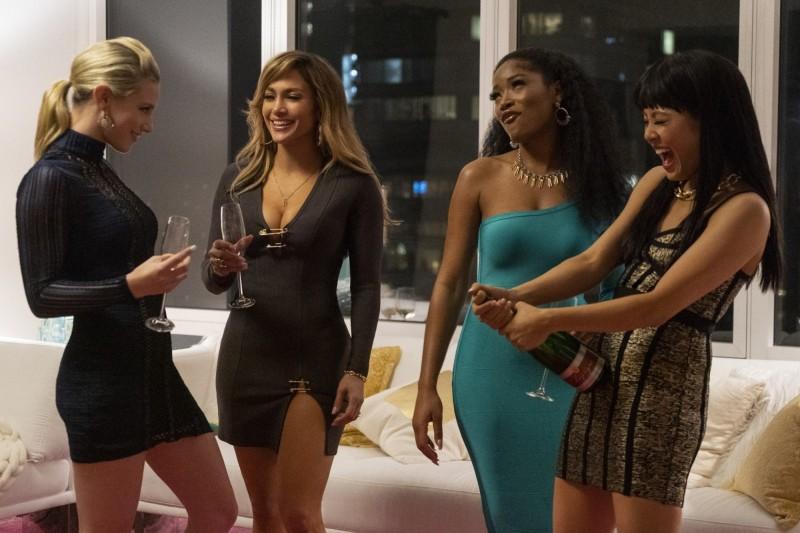 《舞孃騙很大》女力爆發 北美首週末票房破10億