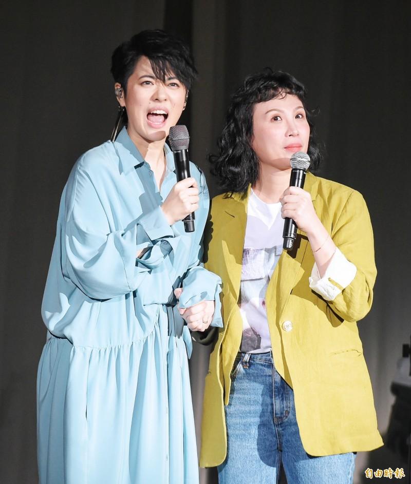 (影音)岑寧兒開唱憶起她...魏如萱心痛坦承:沒法放下