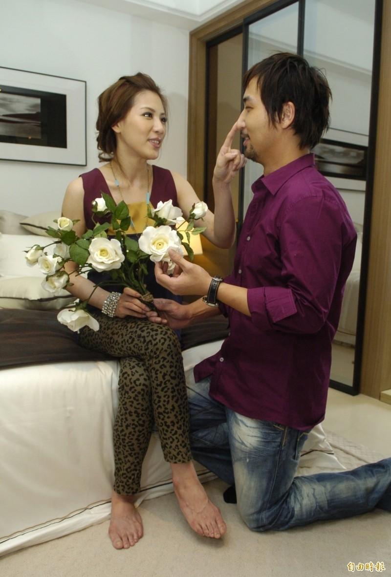 小禎鐵心斷開李進良    她揭夫妻情纏12年婚姻內幕