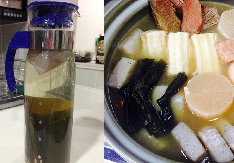 居家防疫自煮必備!日式萬用高湯「冷泡 + 熱煮」2 種做法現學起來