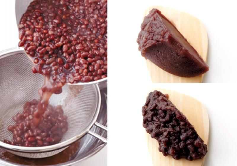 「紅豆泥、紅豆餡」煮法圖解!日式甜點基本功學會超萬用
