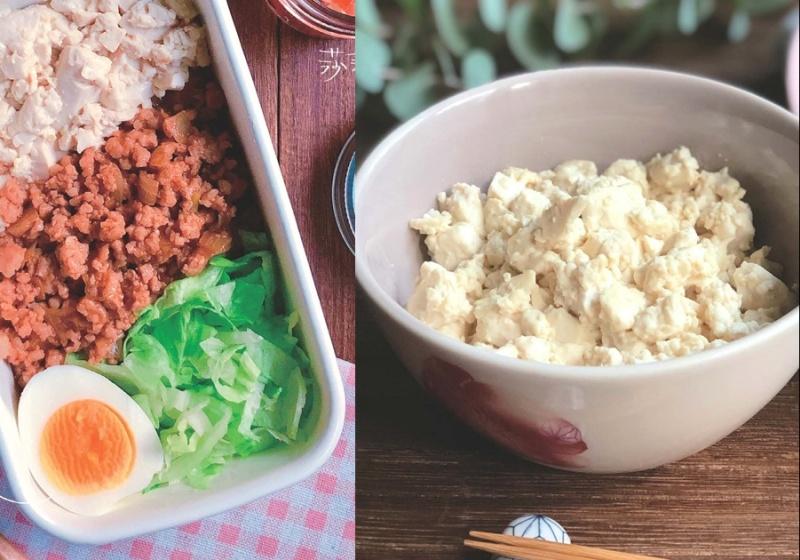 防疫宅家體重失控?「沖繩塔可肉醬+豆腐飯」這樣吃聰明減醣