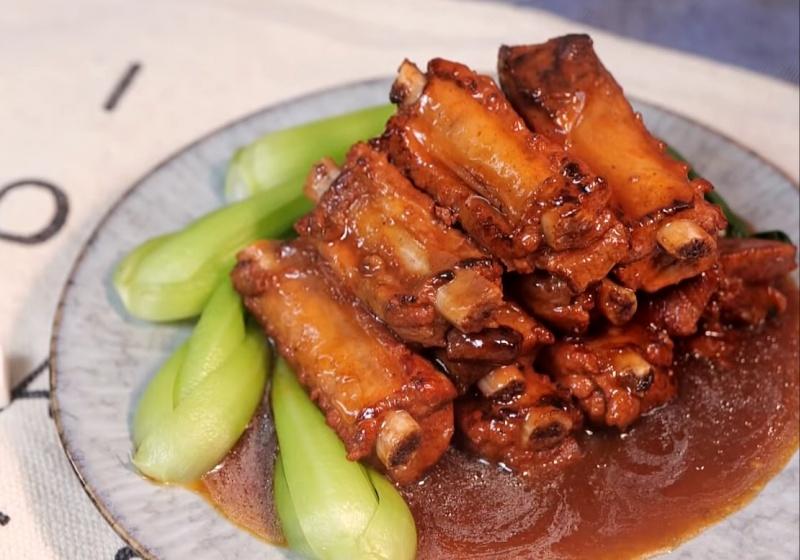 電鍋版「無錫排骨」做法更簡單!免油炸一樣入味又好吃