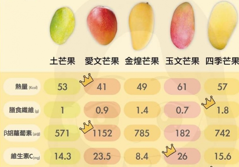 芒果一天吃多少才不過量?美女營養師教「飯碗測量法」  吃得營養不過敏