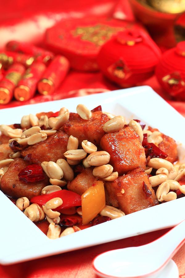 川式宮保蘿蔔糕