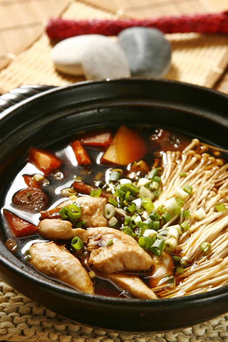 日式雞肉雜煮