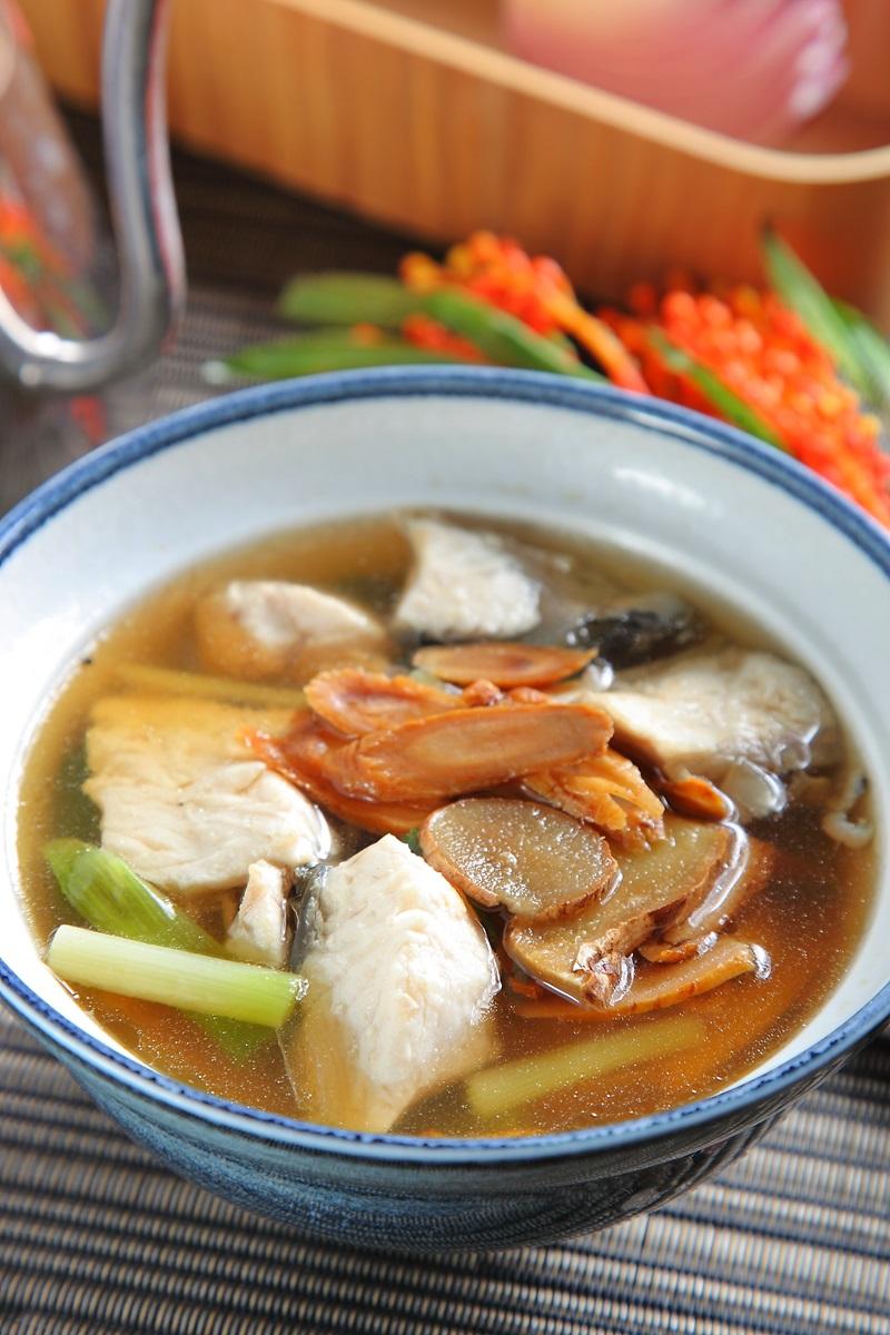 養生抗病 | 黃耆鮮魚湯