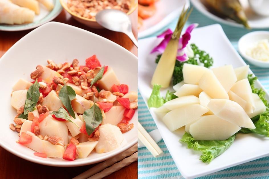 水煮帶殼竹筍「保甜去苦」4 關鍵!再學一招義式涼拌新吃法
