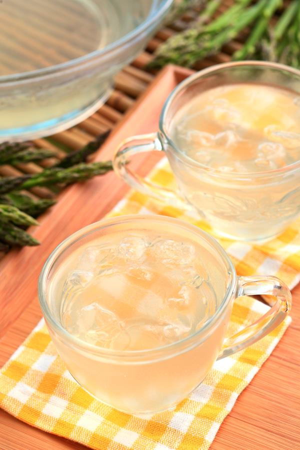 夏日解渴!教你煮出香甜爽口的蘆筍汁!