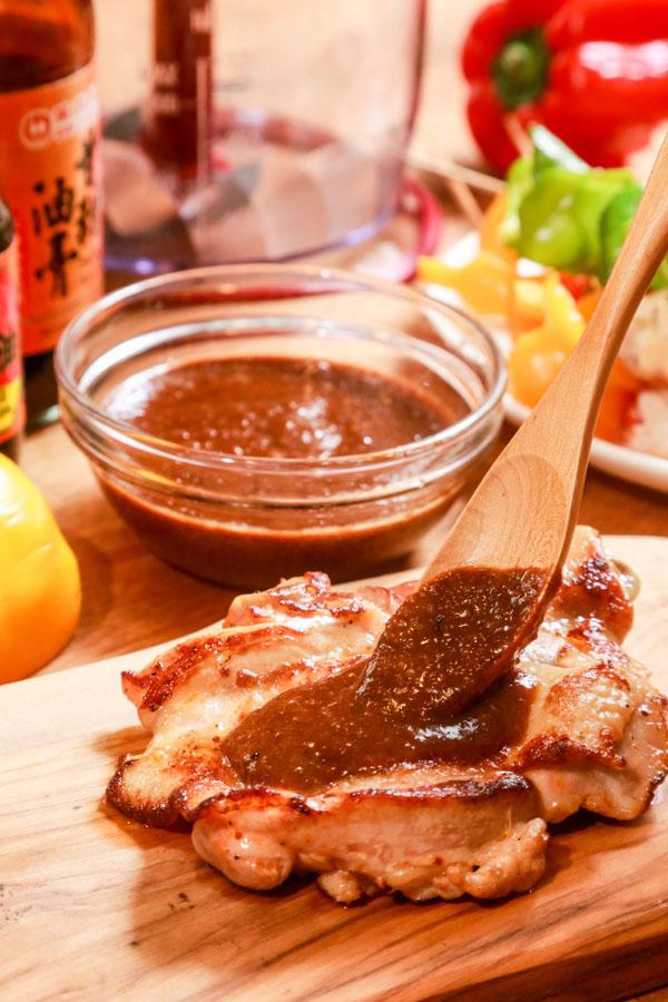 【烤肉醬】台式沙茶烤肉醬 (影片)