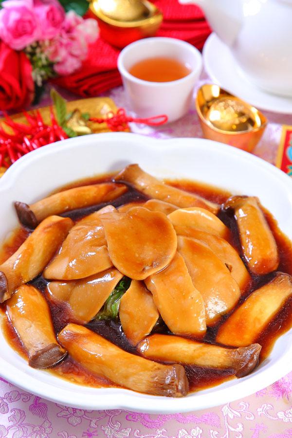 蠔皇鮑魚杏鮑菇