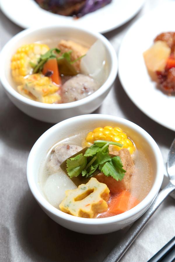 什錦蘿蔔蔬菜湯