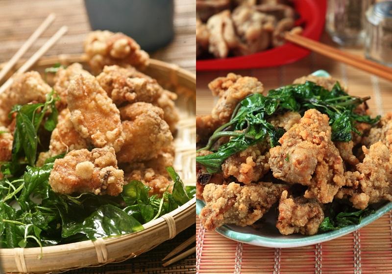 在家自製鹹酥雞,蔡季芳老師教你先懂「醃、炸」的秘訣!