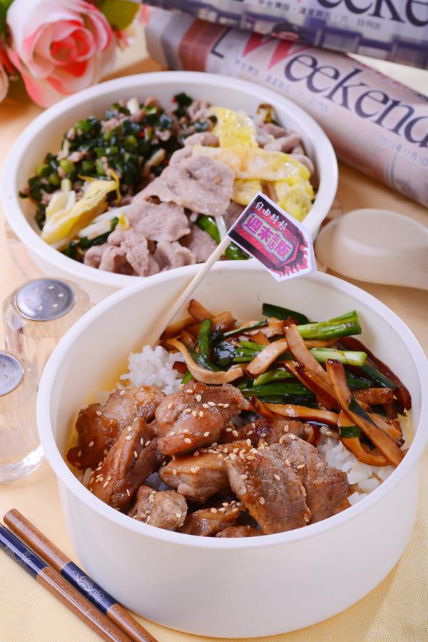 韭菜炒豬肉