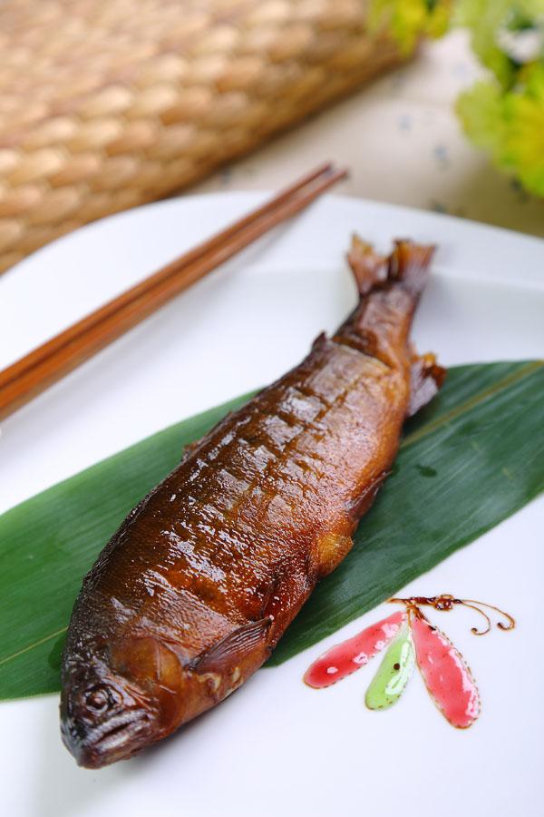 日式甘露香魚
