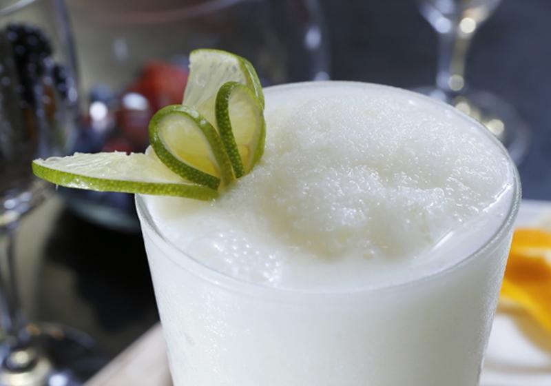 檸檬優格冰沙|清爽酸甜好消暑