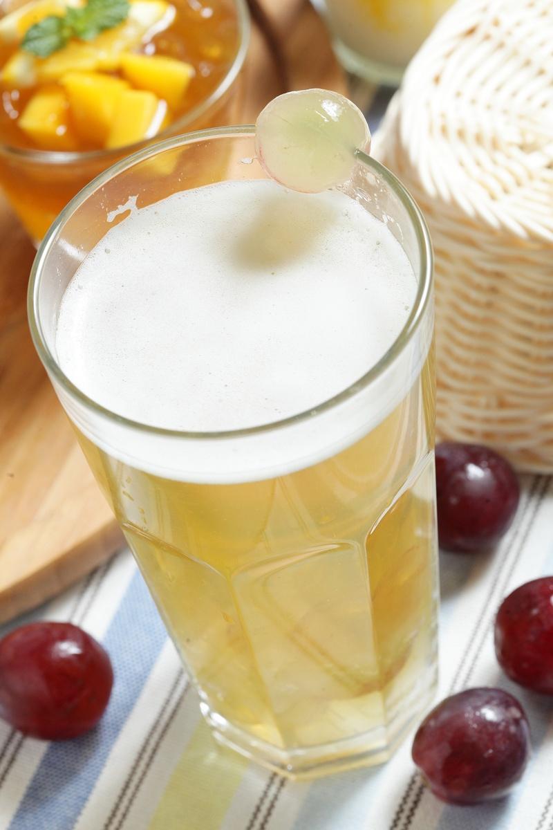 蜂蜜葡萄啤酒