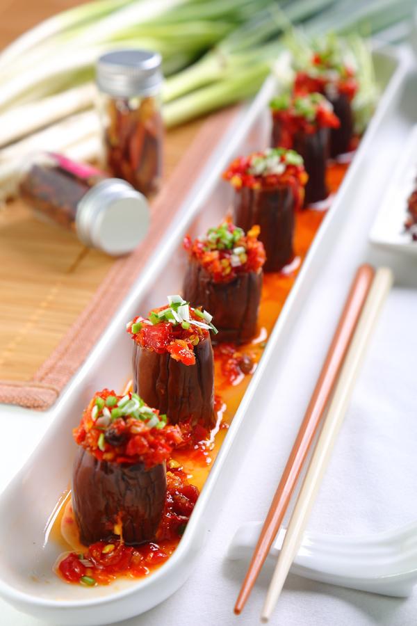 川味剁椒冷茄