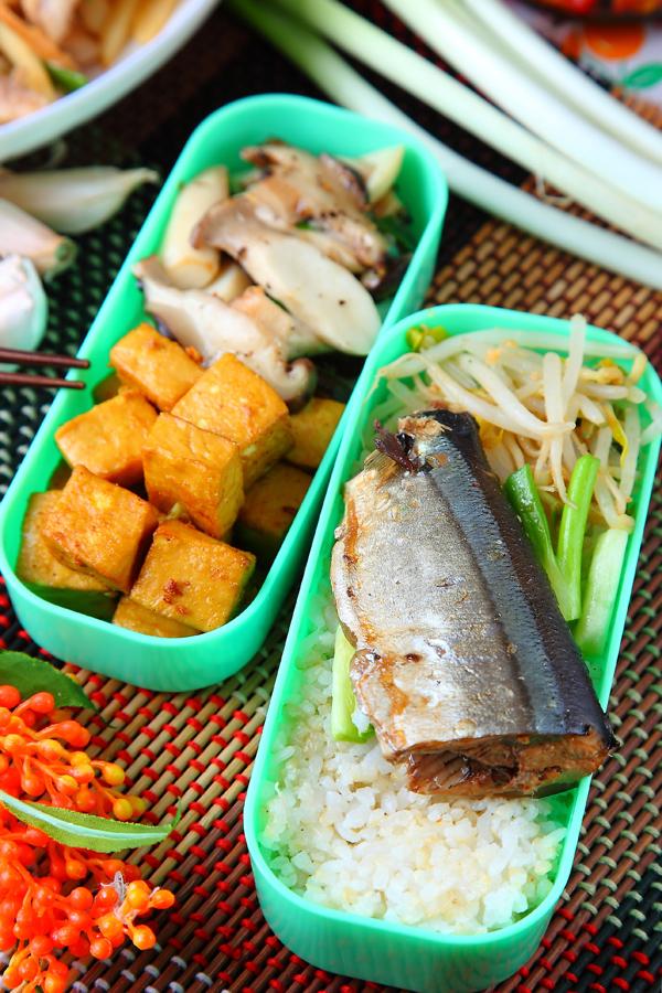 日式醬燒秋刀魚