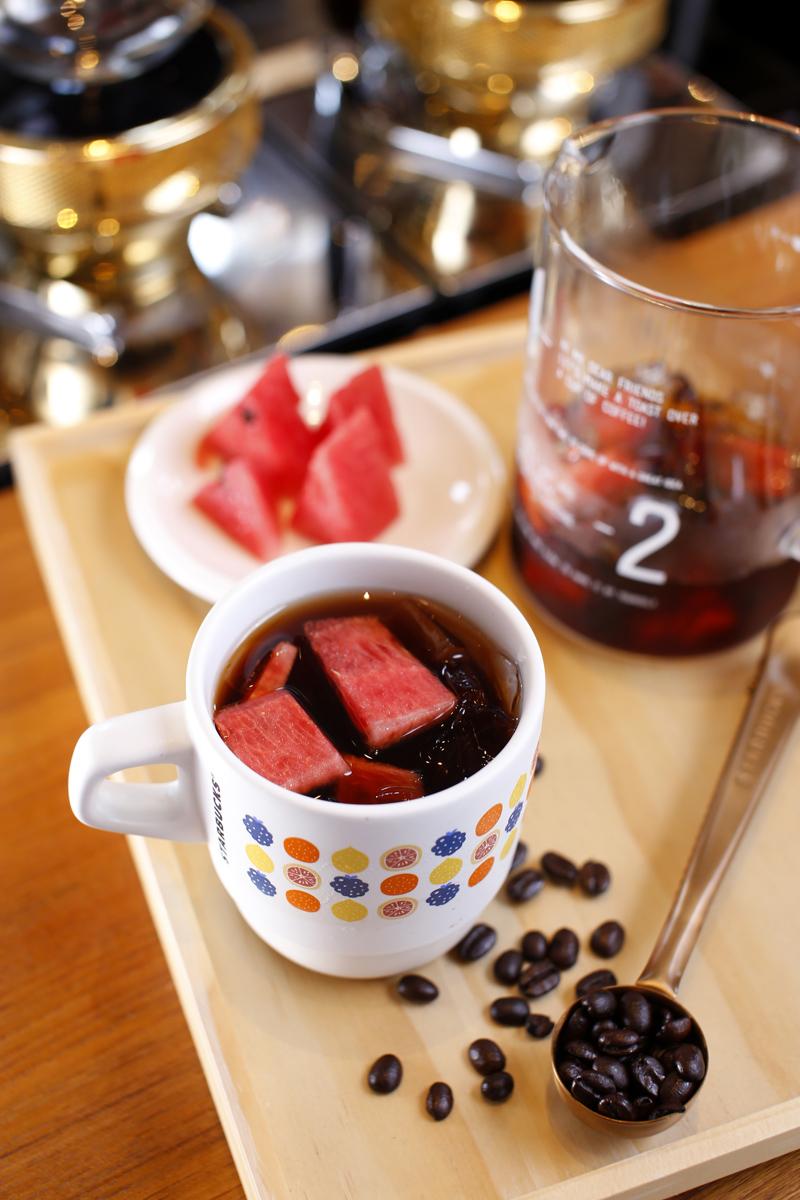肯亞西瓜咖啡