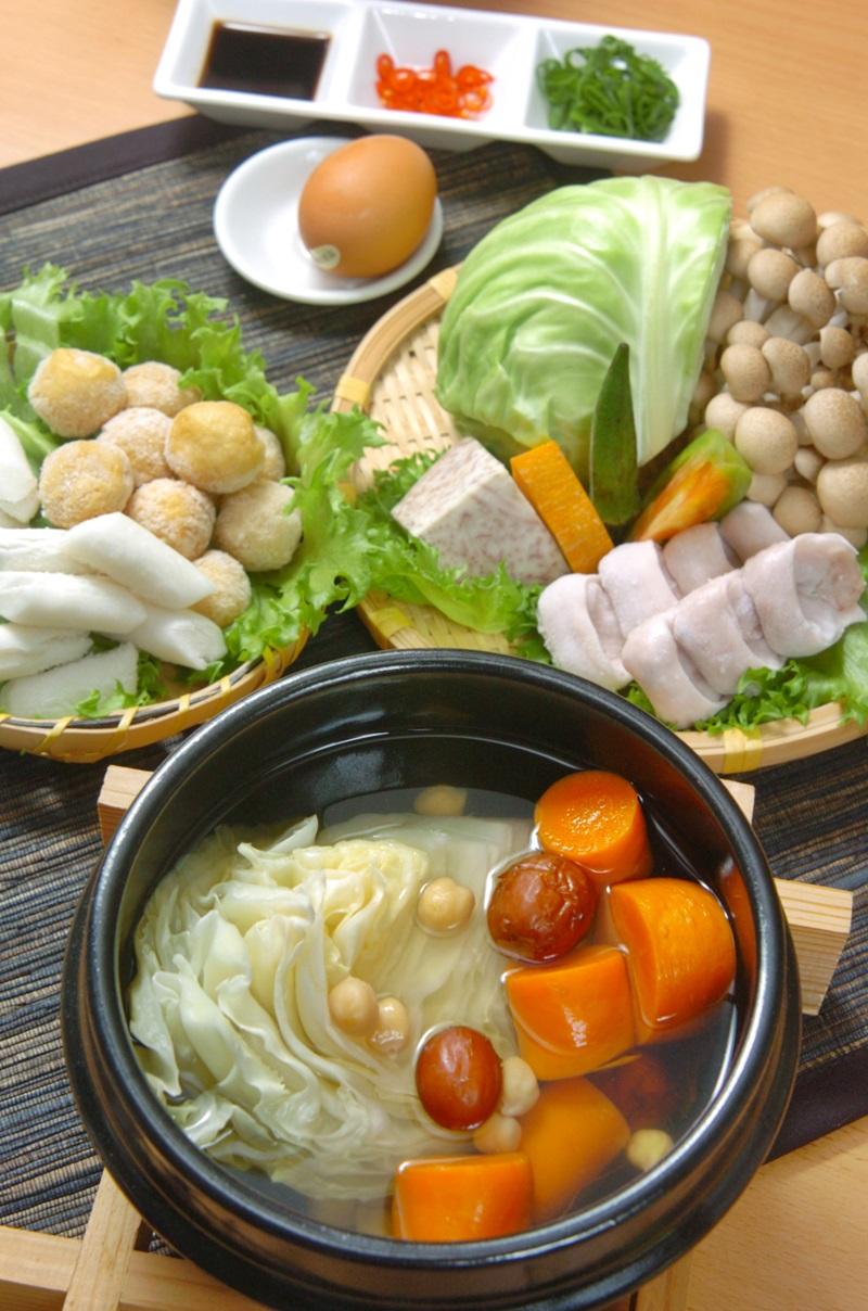 【湯底】菩提蔬食湯