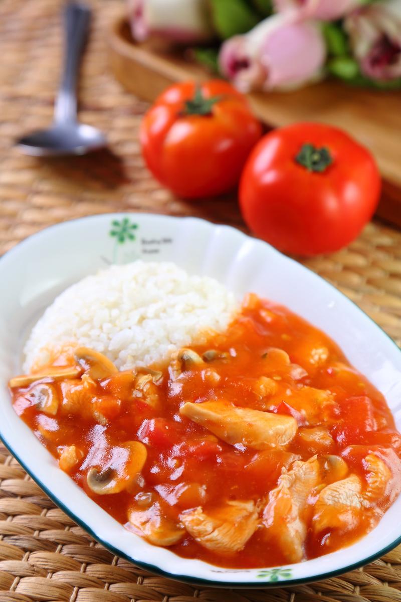 茄汁雞肉燴飯