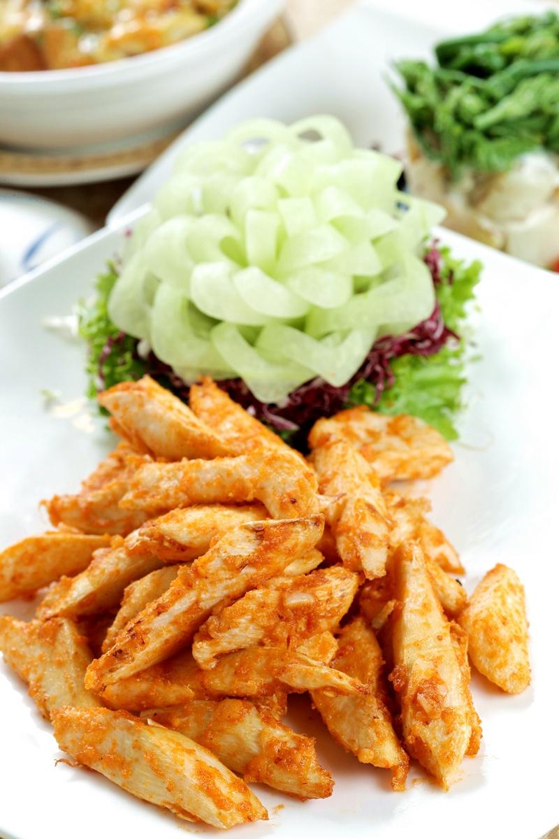 金沙鮮綠筍