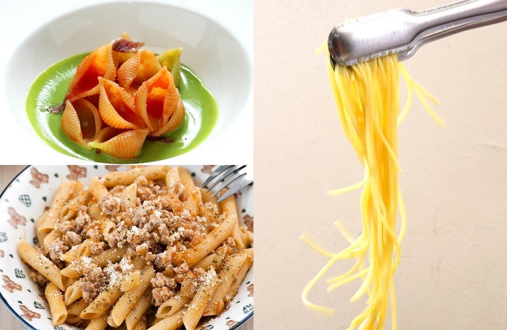 想煮出彈牙的義大利麵?看「長相」決定烹煮時間!