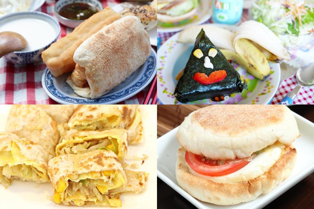 早餐吃中式、西式、超商?營養師教你 4 大類早餐店NG & Yes 點餐法