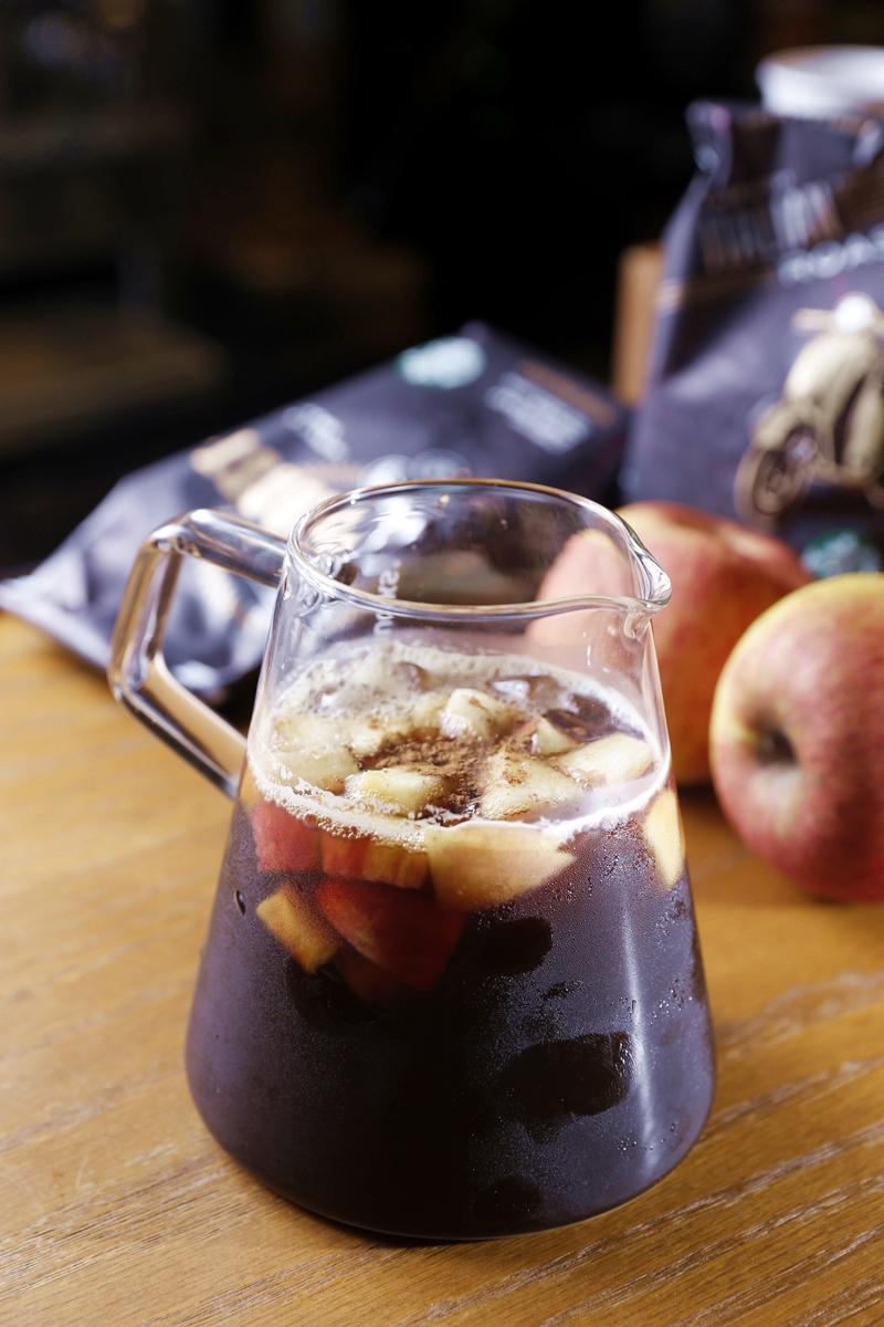 肉桂蘋果茶咖啡