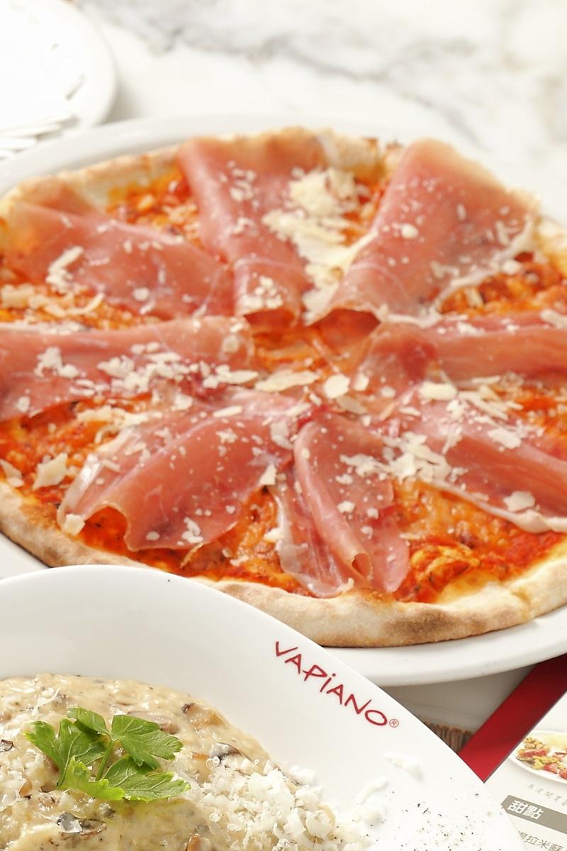 Vapaino•義式風乾火腿比薩