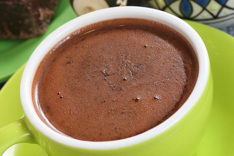 台式薑汁熱巧克力(生薑可可)冬季、經期喝一杯!溫暖又療癒