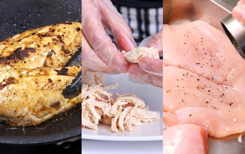健身減重界當紅「雞胸肉」!5 招料理法鎖住肉汁、軟嫩口感比舒肥還好吃