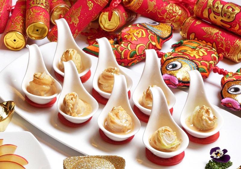 老北京涼菜 ▪ 芥末白菜墩