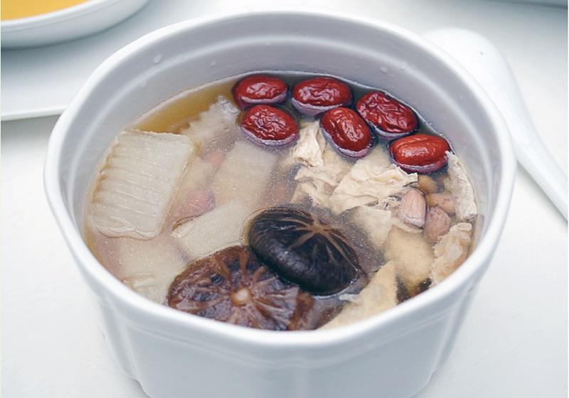 春末夏初養生料理 | 耆棗扁豆湯