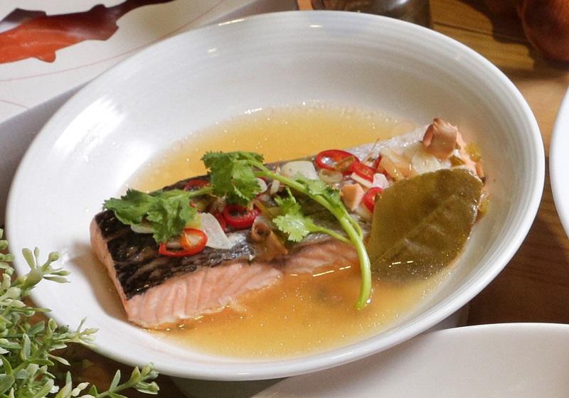 美威鮭魚•泰式酸辣鮮檸嫩鮭