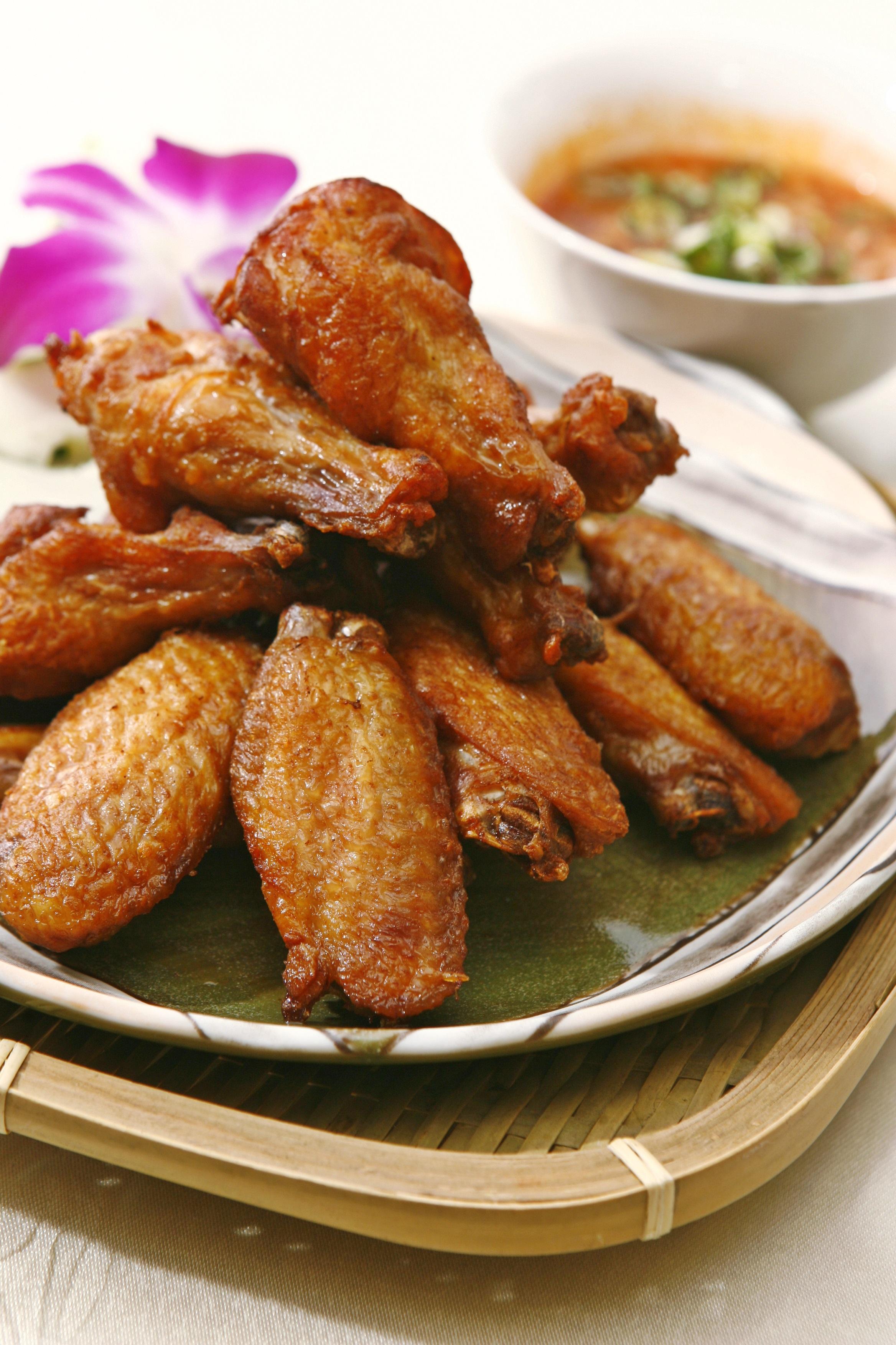 曼谷蘭城金雞翅