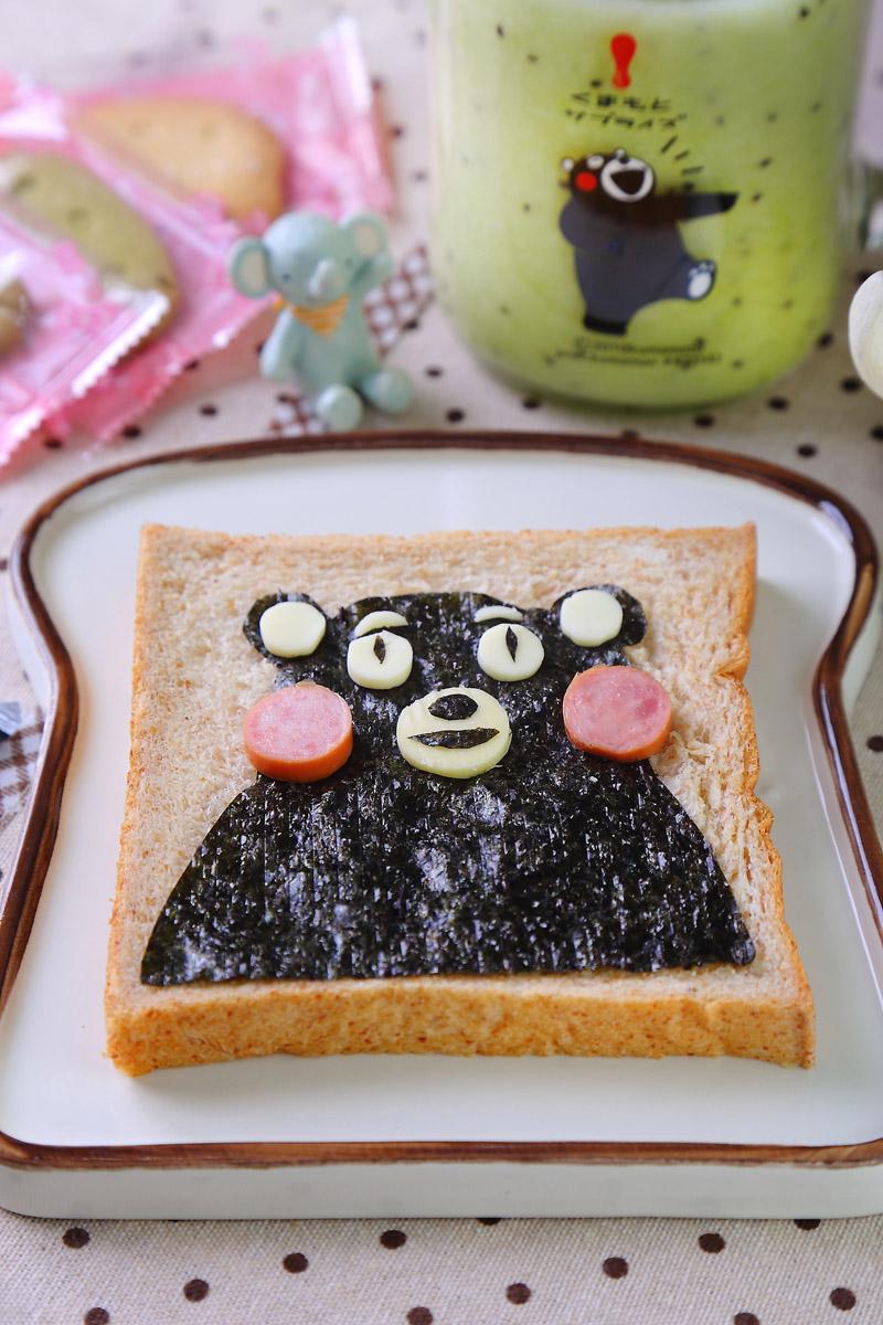 熊本熊吐司