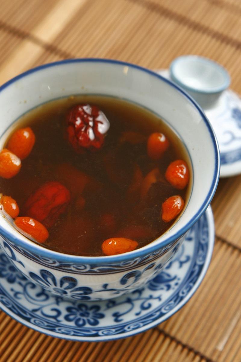 桂圓養生甜湯