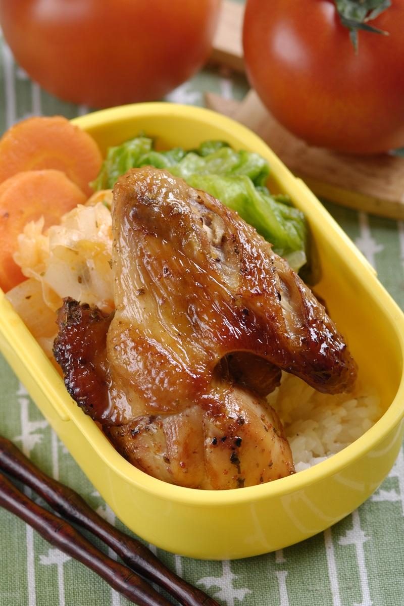 美式烤雞翅