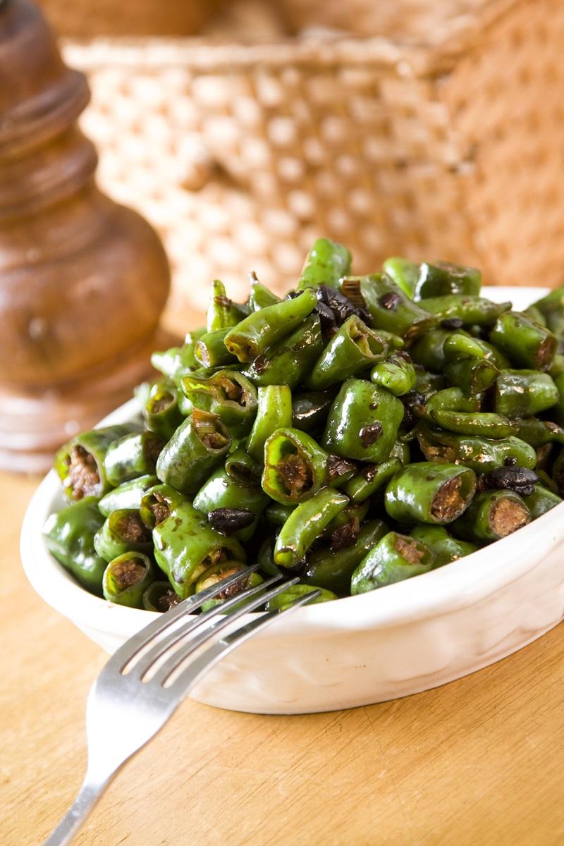 豆豉糯米椒