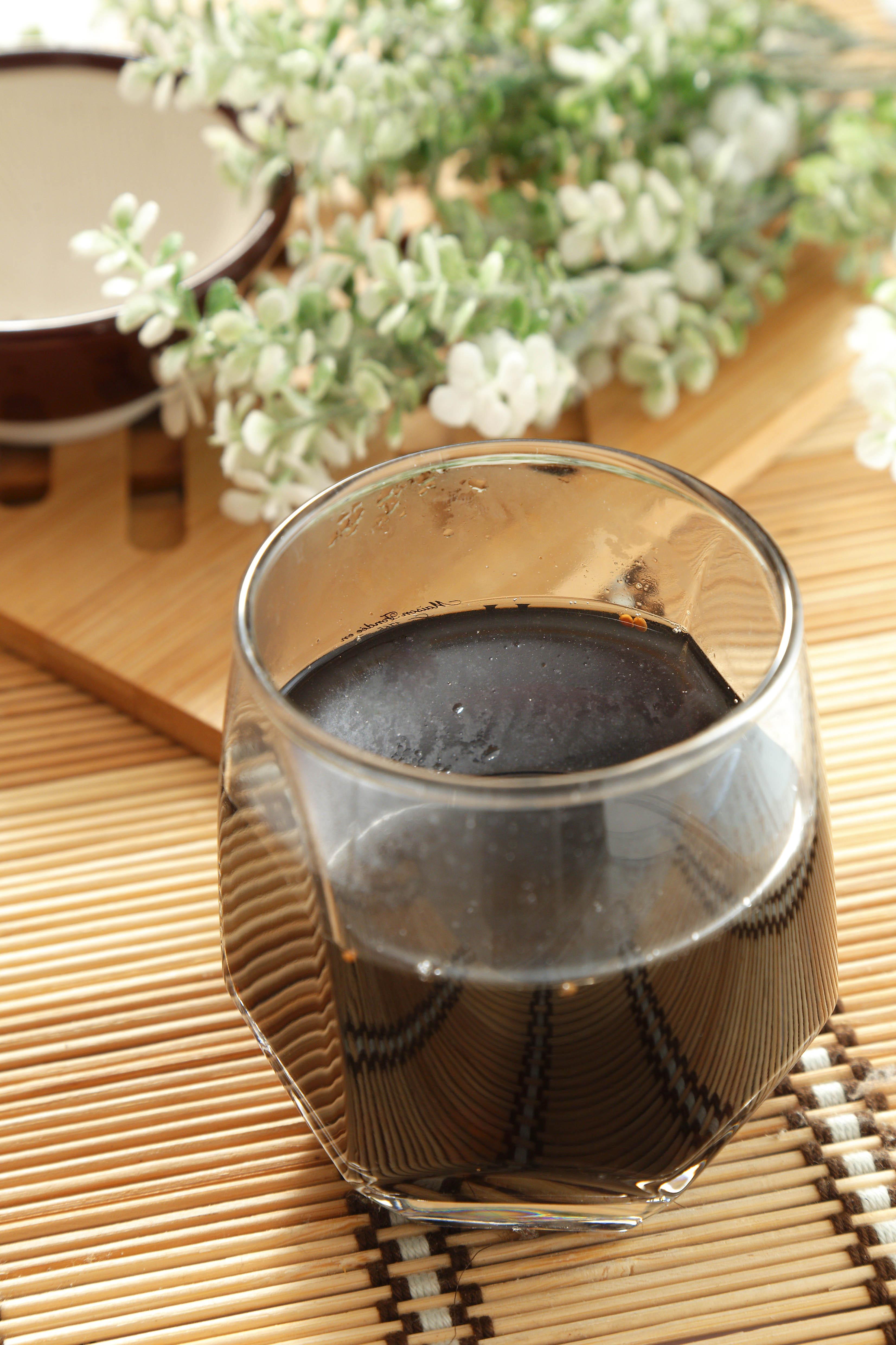 桑葚金桔茶